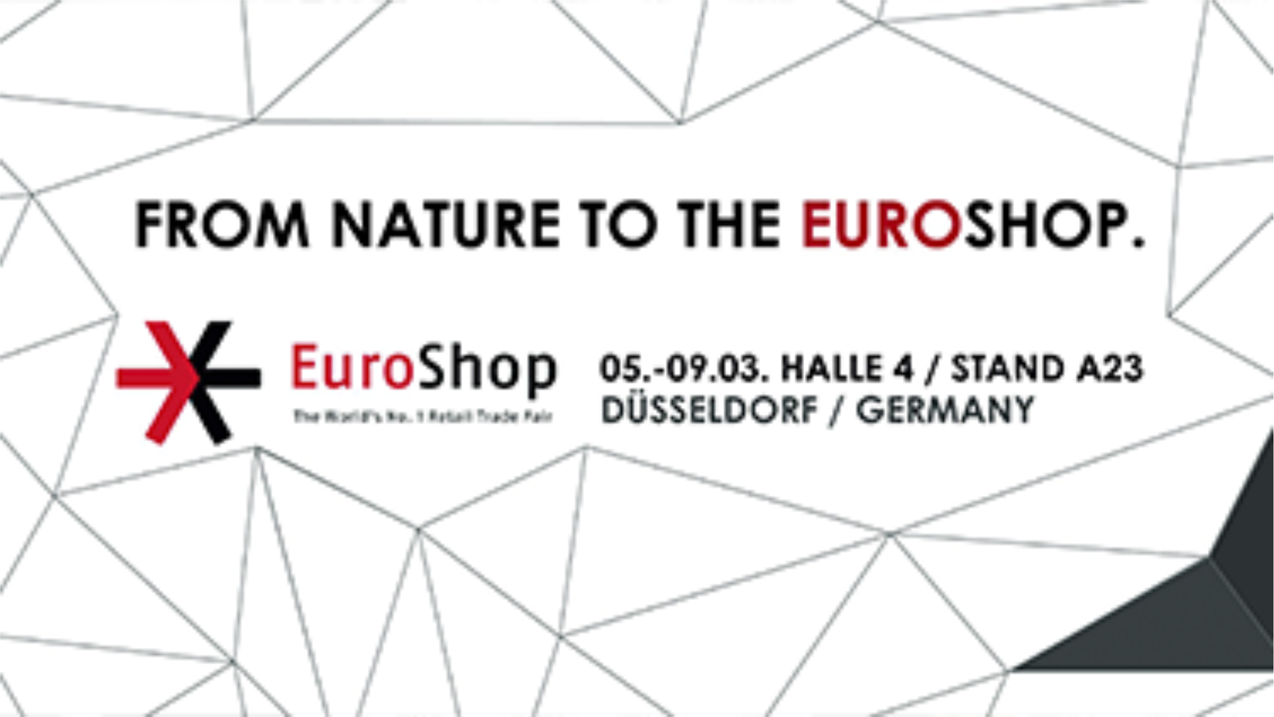 From nature to Euroshop
