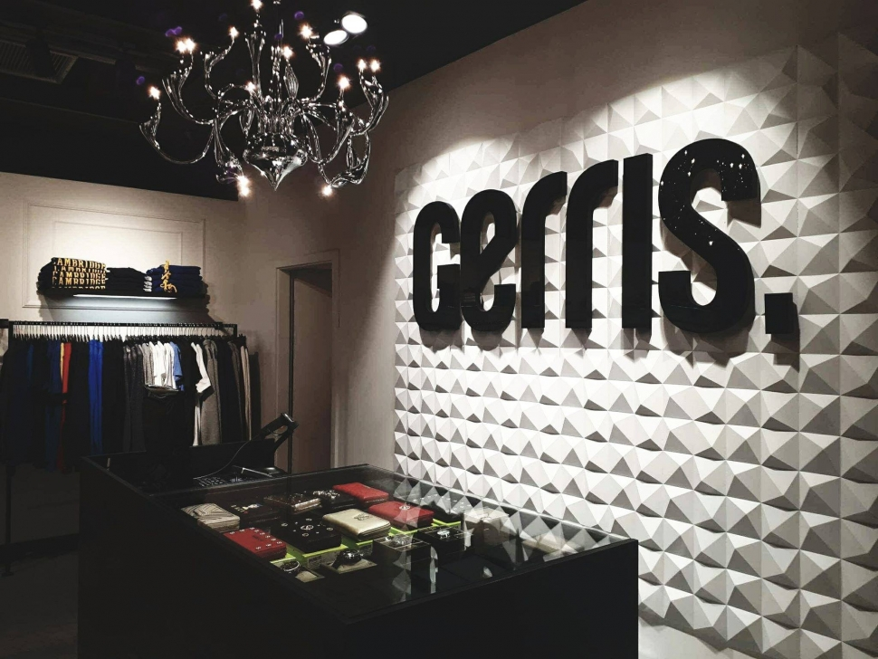 GERRIS - Clothing Brand in Poland