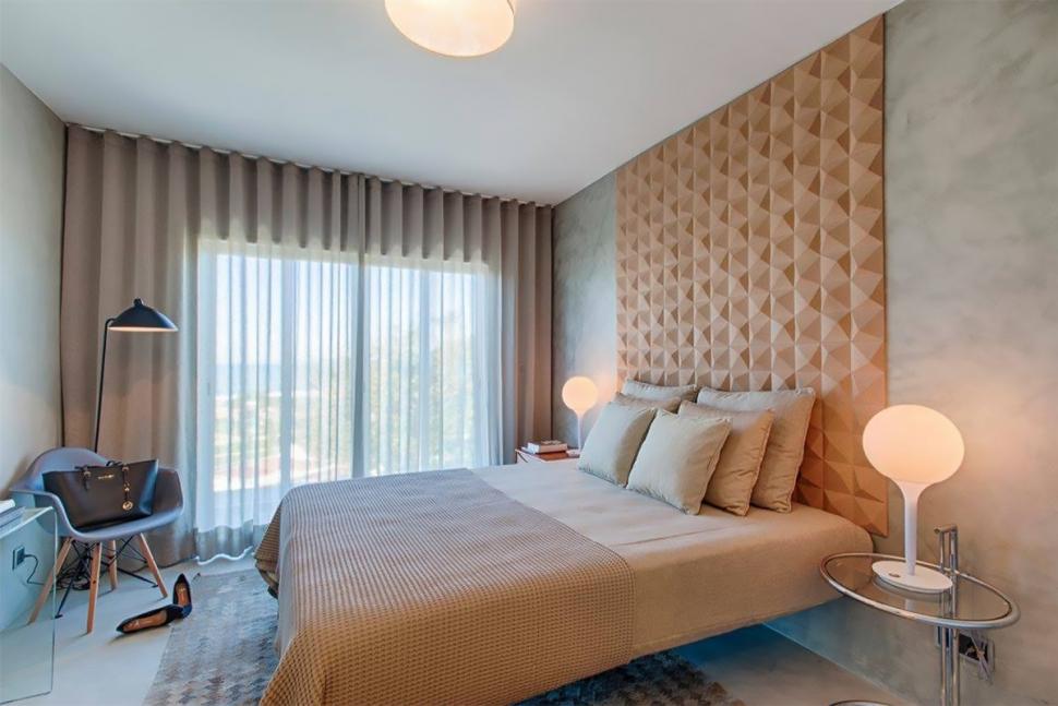 portugal beach house - Cork Bedroom 2015