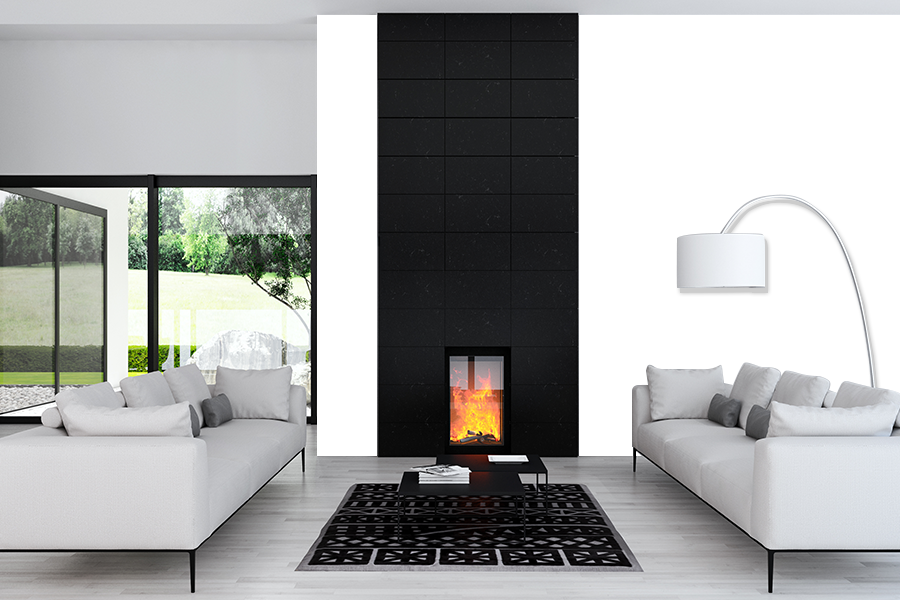 Create | Simulator | MURATTO | Cork Wall Design : fireplace simulator : Fireplace Design